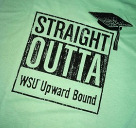 Straight outta WSU Upward Bound